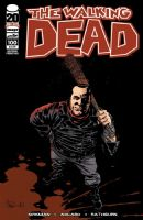The Walking Dead #100 - Second Printing Variant Cover